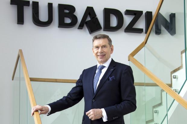 Andrzej Wodzyński, Grupa Tubądzin: eksport jest naturalnym kierunkiem w rozwoju Grupy Tubądzin