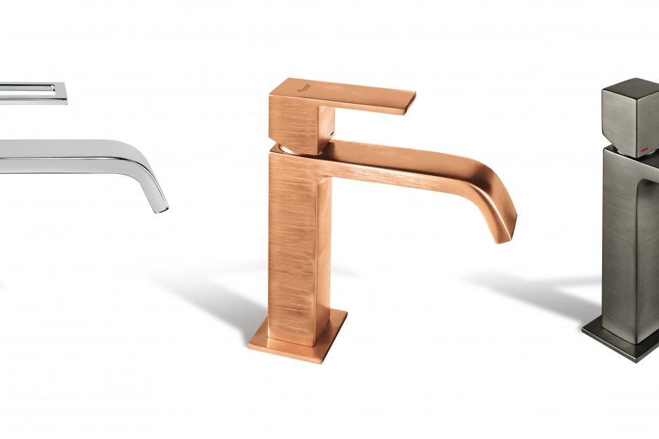 Design w łazience: niezwykła armatura włoskiej marki