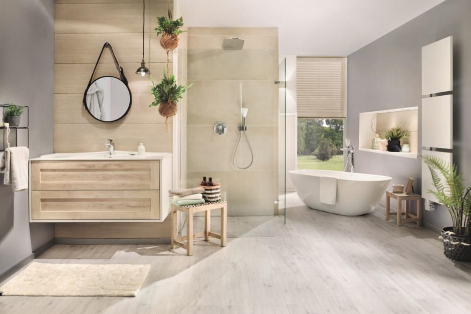 Wanna w łazience: trzy eleganckie kolekcje