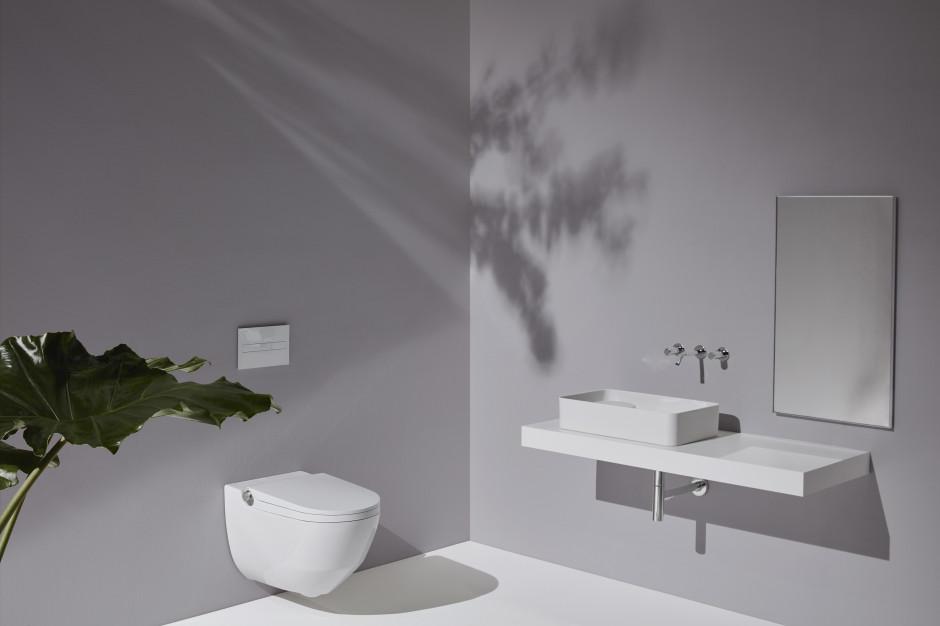 Higiena w łazience: postaw na toaletę myjącą