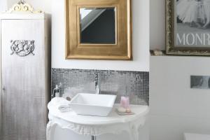 12 pomysłów na strefę umywalki