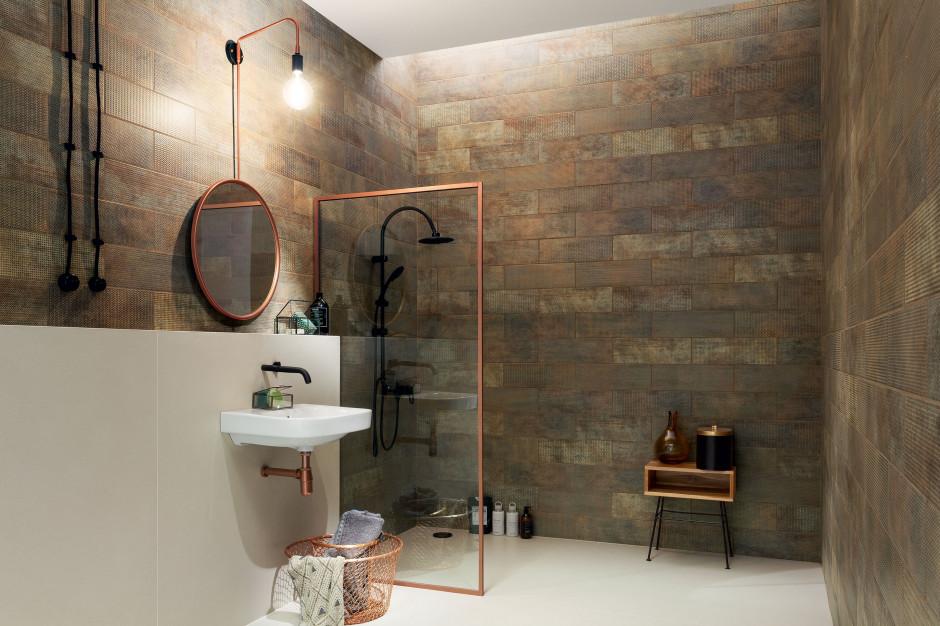 Łazienka w stylu loft: wybieramy płytki