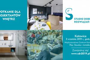 Studio Dobrych Rozwiązań zaprasza do Katowic
