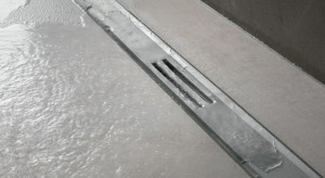 Odpływ liniowy Advantix Cleviva od Viega
