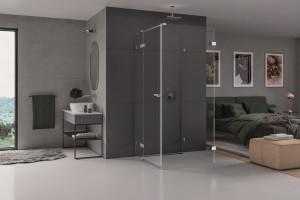 Kabiny prysznicowe: nowa kolekcja projektu Łukasza Paszkowskiego