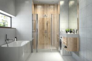 Wyposażenie łazienki - czy tylko biel?