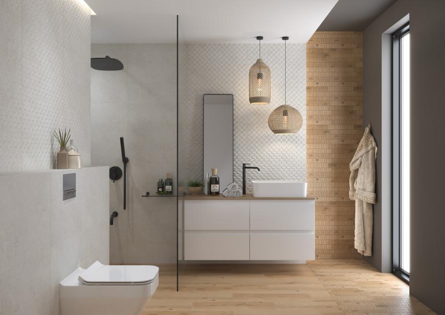 Aranżujemy Aranżacja łazienki Postaw Na Minimalizm