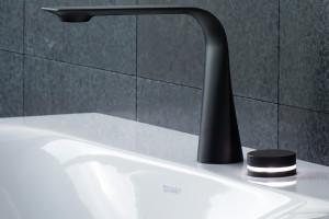 Baterie umywalkowe: 5 modeli bez uchwytu-dźwigni