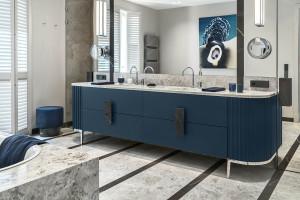 Łazienka w stylu klasycznym: inspiracje z polskich domów