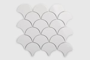 Ściana w łazience: postaw na mozaiki ceramiczne