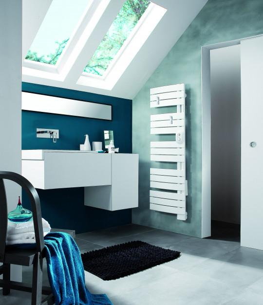 Grzejnik łazienkowy: nowoczesny model o klasycznej formie