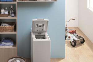Woda stoi w bębnie pralki - jak się ratować?