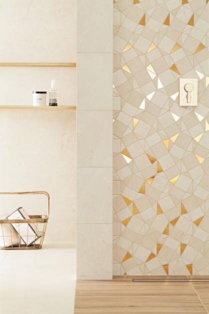 Jasna łazienka: nowa kolekcja płytek rozświetli wnętrze