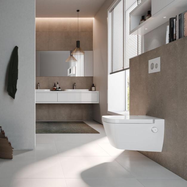 Toaleta myjąca: zobacz nowy intuicyjny model
