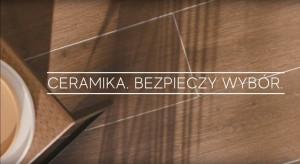 """Marka Opoczno wspiera kampanię """"Ceramic. A safe choice"""""""