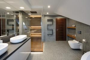 Pomysł na strefę prysznica: 12 zdjęć z polskich domów
