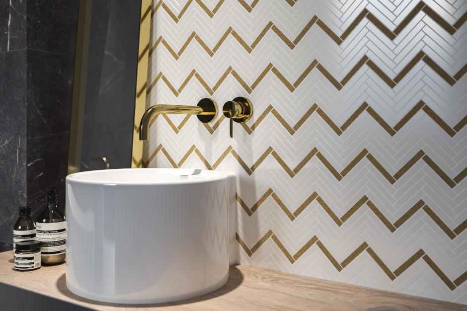 5 pomysłów na ścianę nad umywalką