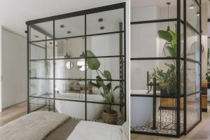 Łazienka przy sypialni: różne pomysły z polskich domów