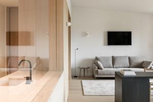 Łazienki w skandynawskim stylu na gorącej Majorce