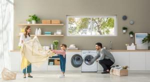Bezstresowe pranie z nowoczesnym AGD