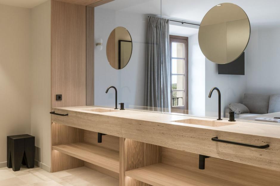 W stylu skandynawskim: hotelowe łazienki na gorącej Majorce