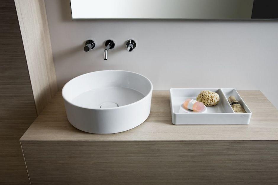 Baterie łazienkowe: modele stworzone we współpracy ze znanymi projektantami