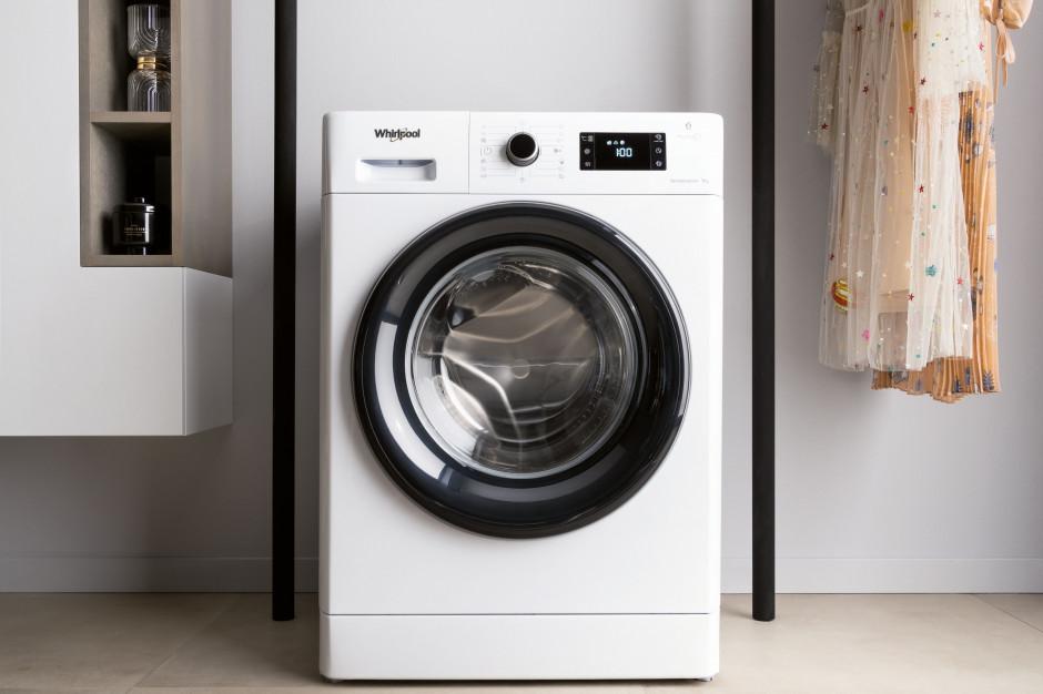 Nowoczesne AGD: nowy model pralki