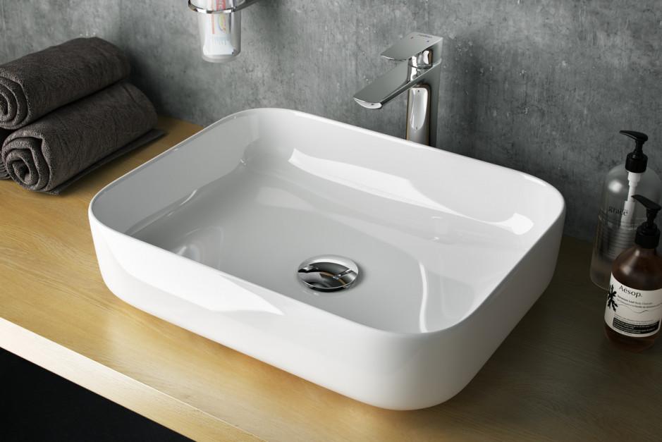 Urządzamy strefę umywalki: zobacz co proponuje polska firma