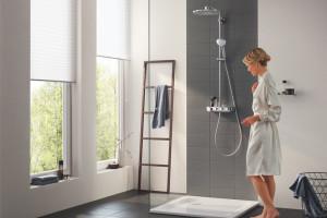 Odmień łazienkę na lepsze z Grohe