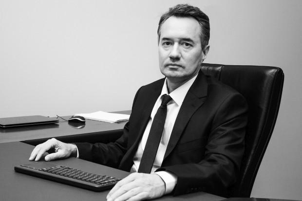 Robert Dziak nowym prezesem firmy Sanplast