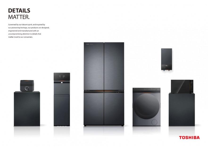 Znana japońska marka przedstawia nową linię AGD