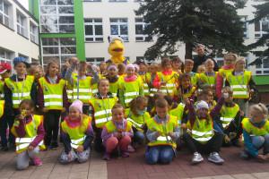 """Ruszyła 6. edycja  akcji edukacyjnej """"Bezpieczna droga do szkoły"""""""