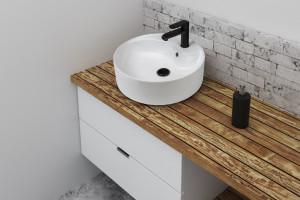Poznaj 5 sposobów na umywalkę w łazience