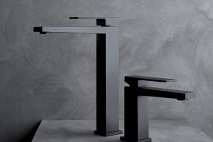 Designerska armatura łazienkowa na Cersaie 2019