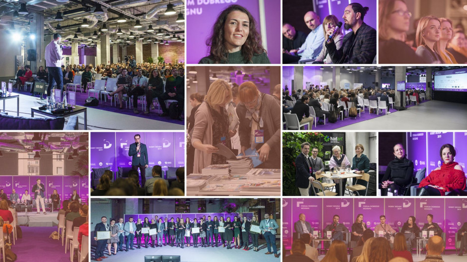 Zarejestruj się na Forum Dobrego Designu 2019