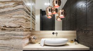 Rysunek kamienia w łazience: 10 pomysłów z polskich domów
