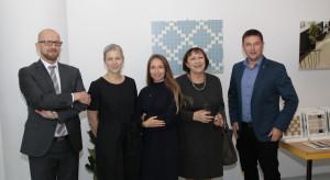 """Ceramika Paradyż i Maja Ganszyniec prezentują kolekcję """"Modernizm"""""""