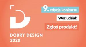 Dobry Design 2020: ostatnia szansa na zgłoszenie produktów w konkursie
