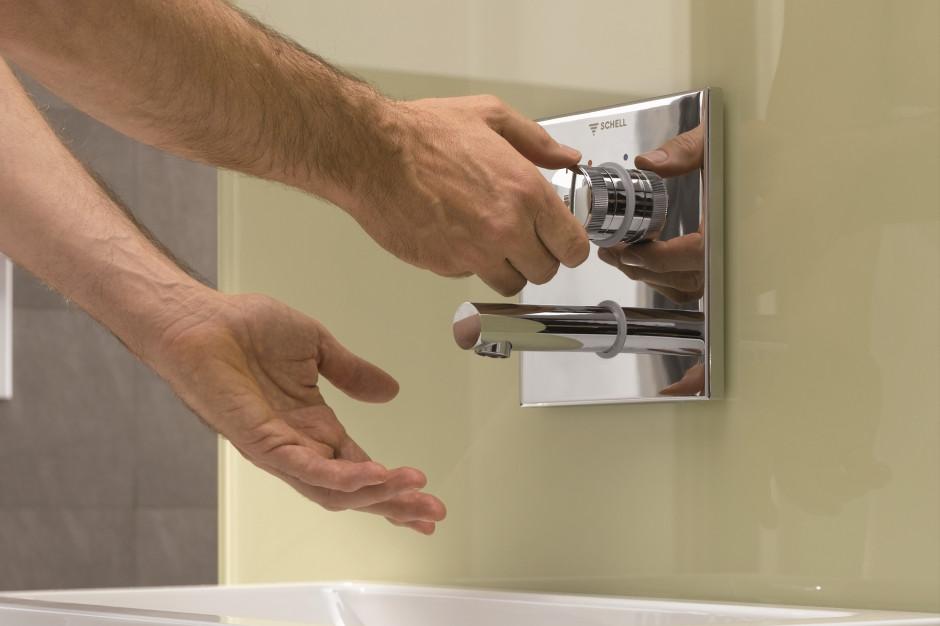 Bądź eko w łazience: postaw na zawór regulujący zużycie wody
