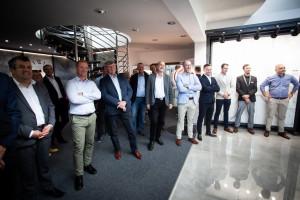 Zobacz, jak prezentuje się nowy showroom łazienkowy Grupy Tubądzin na Słowacji