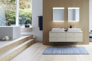 Meble łazienkowe: to proponuje znana marka