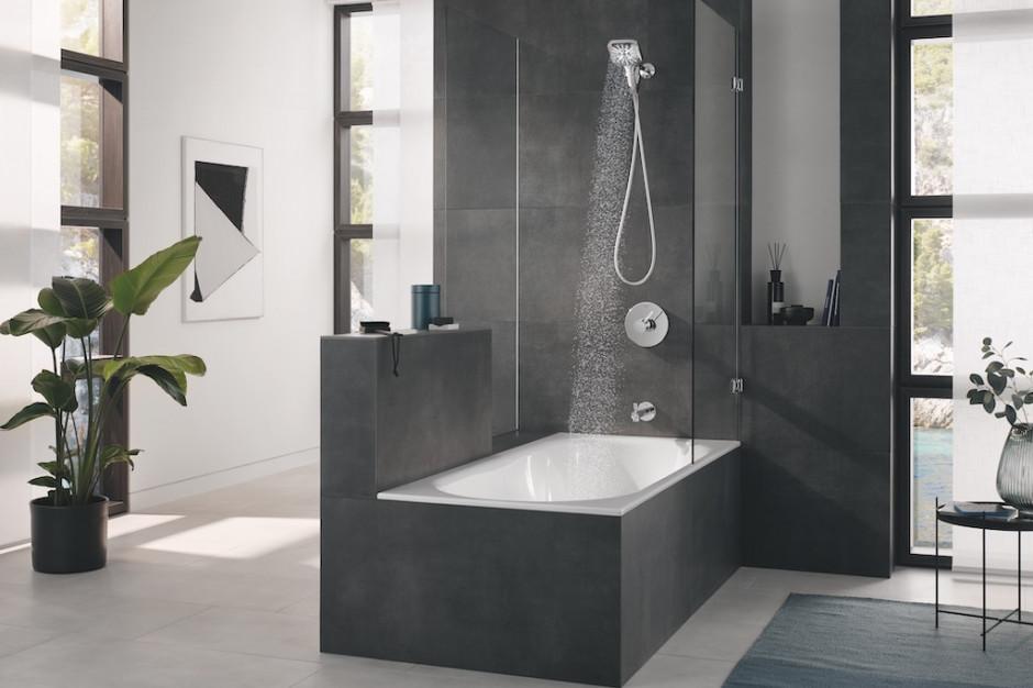 Nowoczesna strefa prysznica: postaw na rozwiązania podtynkowe