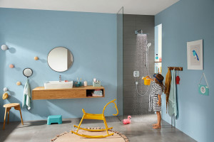 Bezpieczna i komfortowa - tak urządzisz łazienkę dla rodziny