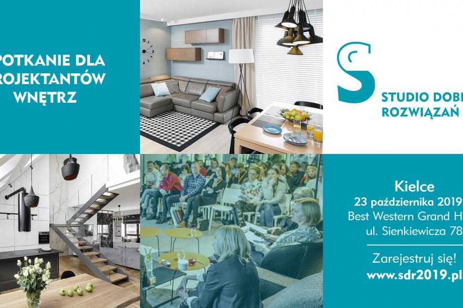 23 października Studio Dobrych Rozwiązań zaprasza do Kielc