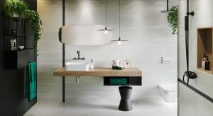 Łazienka w stylu loft: wybieramy płytki ceramiczne