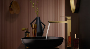 """Modna strefa umywalki: baterie z efektem """"wow"""""""