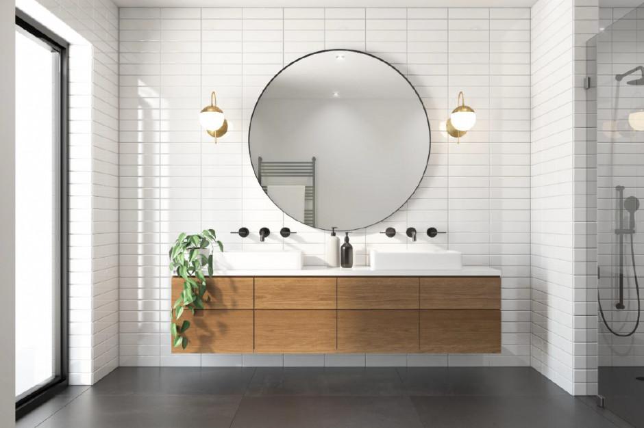 Remont łazienki: piękne wnętrze za 2 tysiące złotych