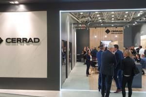 Rekordowe targi Cersaie dla firmy Cerrad
