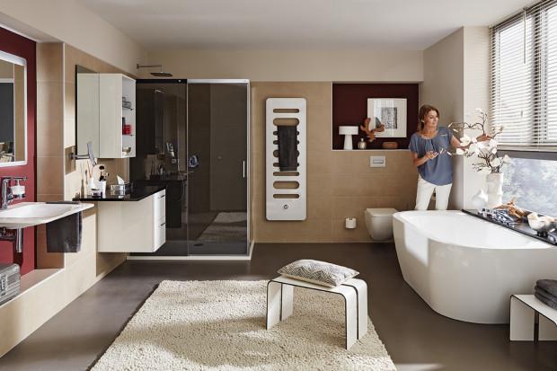 Nowoczesna i piękna łazienka: postaw na uniwersalne wzornictwo