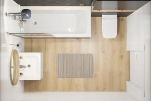 Aranżacja łazienki: nowe produkty w popularnej serii łazienkowej